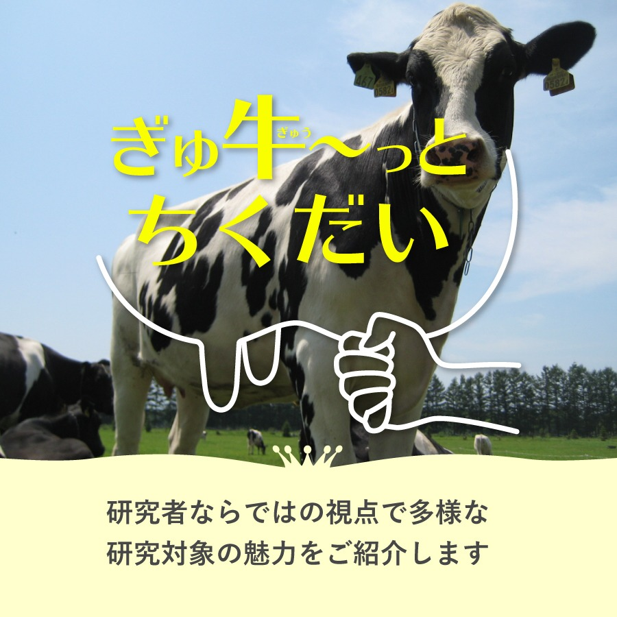 ぎゅ牛〜っとちくだい